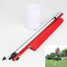 amazon com vktech backyard practice golf hole pole cup flag