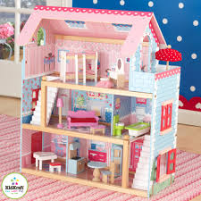 kidkraft chelsea dollhouse with furniture 65054 u2013 nurzery com