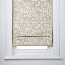 Shabby Chic Kitchen Blinds Luxury Cream Damask Blinds In A White Bedroom With A Shabby Chic