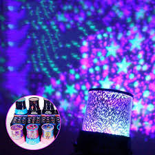 night light projector for kids room novelty night lights projector l rotary flashing starry star