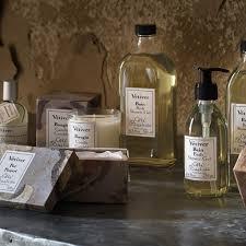 cote bastide vetiver bath and shower gel luxury bathing