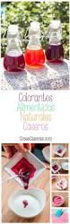 colorantes alimenticios naturales caseros cosas caseras