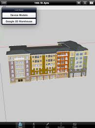 sightspace 3d a sketchup ipad viewer with ar sketchup blog