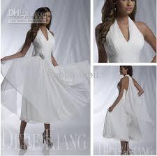 discount 2015 short beach wedding gowns ivory sale garden