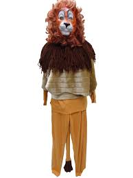 lion costume wizard of oz wizard of oz cowardly lion fancy that
