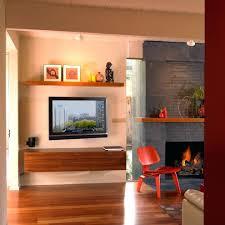 wooden tv wall shelf u2013 appalachianstorm com