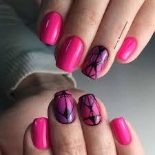 geometric nail designs modern manicure ideas photos