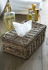 Wicker Bathroom Accessories by Bathroom Accessories Rivièra Maison