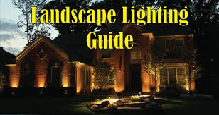 Landscape Lighting Pictures Low Voltage Landscape Lighting Installation Guide Sc