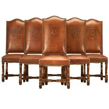 leather dining room furniture leather dining room chairs modern