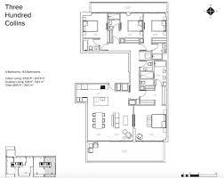 neo vertika floor plans 300 collins south of fifth 19 brand new boutique condos