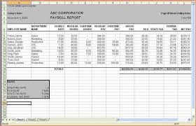 9 payroll template excel sales slip template