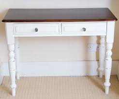 white wood desk with drawers best 25 shab chic desk ideas on pinterest desk space shab attractive