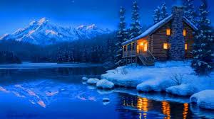 winter cabin winter cabin id 64889 abyss