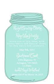 mason jar free printable wedding invitations templates country