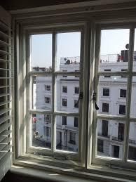 interior glaze secondary glazing