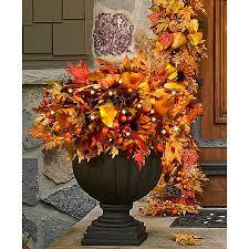 autumn harvest urn filler fall decoration 24 improvements catalog