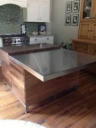 stainless steel countertop custom design u0026 installation