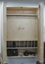 handing wall tool cabinet