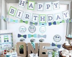 1st birthday boy themes boy birthday etsy