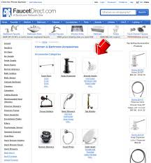Faucet Com Coupon Codes Accessories From Faucetdirect Coupon Code