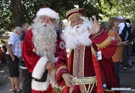 hong konger wins world best santa claus s daily