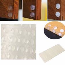 kitchen cabinet door rubber bumpers 100pcs self adhesive rubber feet clear semicircle bumpers door
