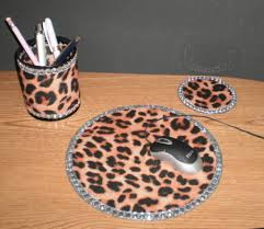 Zebra Desk Accessories Zebra Print Desk Accessories Best Accessories 2017
