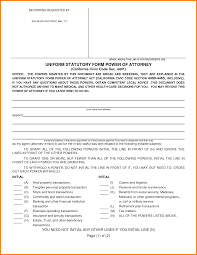 Attorney General Powers by 5 General Power Of Attorney Form California Attorney Letterheads