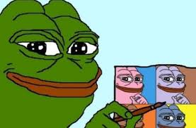 Pepes Memes - paying good money for unproven tokens in icos how about trying