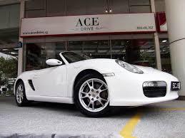 porsche singapore rent a porsche boxster 2 7 convertible by ace drive car rental