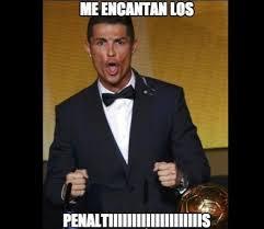 Memes De Cristiano Ronaldo - los mejores memes del grito de cristiano ronaldo ecodiario es