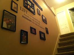 Wall Decor Trendy Modern Staircase Wall Decor Innovative Decorating Staircase Wall
