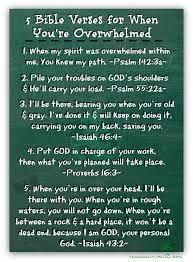 5 bible verses overwhelmed hope encouraged hope