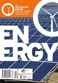 the sustainable energy resource handbook south africa volume 5 by