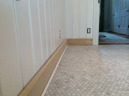 custom baseboards to maintain the soul of the moulding old town home