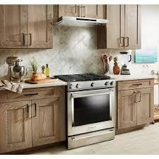 kitchen sink cabinet vent kitchenaid 30 in low profile cabinet ventilation