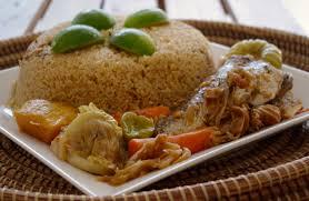 cuisine senegalaise le riz tchep sénégalais une recette facile à faire