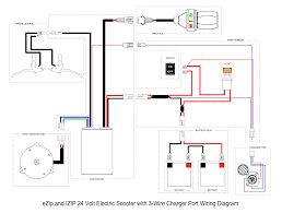 electric scooter wiring diagram diagram collections wiring diagram