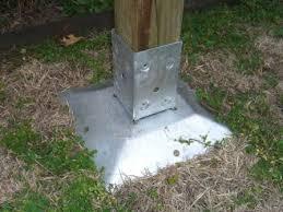 oz deck deck foundation system hoover fence company