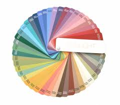 if you chose the sunlight palette your colortime dips into both