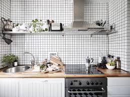 Kitchen Scandinavian Design Kitchen Adorable Scandinavian Style Kitchen Design With White