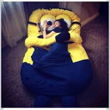 Huge Pillow Bed Minion Bed Pillow On The Hunt