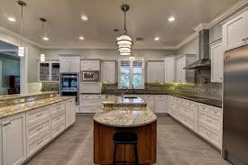 12 kitchen island traditional kitchen with kitchen island pendant light in edmond