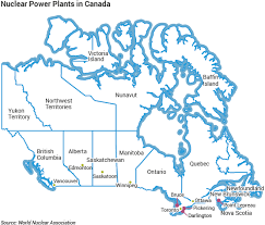 nuclear power in canada world nuclear association