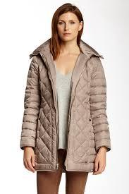 kenneth cole new york faux fur trim down jacket nordstrom rack