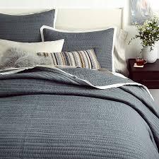 west elm coverlet master bedroom coverlet alternate mini stripe coverlet shams