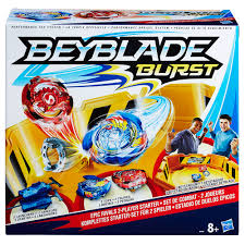 playmobil bmw beyblade epic rivals battle set 298632 perfect toys