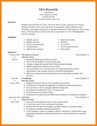 Software Testing 3 Years Experience Resume 100 Qtp 2 Years Experience Resume Testing Resume Sample For 2