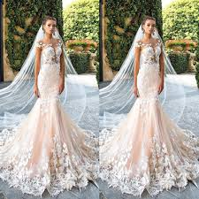 blush wedding dress trend fashion trend blush pink chic wedding dresses 2017 color chic